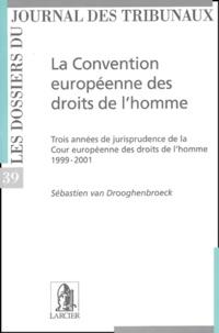 Sébastien Van Drooghenbroeck - .