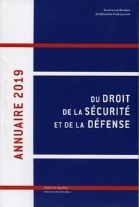 Sébastien-Yves Laurent - Annuaire du droit de la sécurité et de la défense.