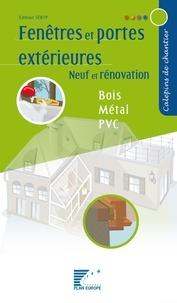 SEBTP - Fenêtres et portes extérieures, neuf et rénovation - Bois, métal, PVC.