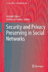 Security and Privacy Preserving in Social Networks.