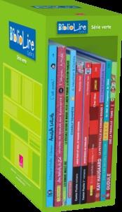Deedr.fr Bibliolire série verte Cycle 3 Niveau 1 - 10 livres + fichier Image