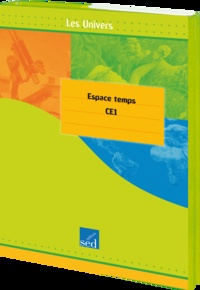 Galabria.be Espace temps CE1 - 18 documents + fichier + poster Image