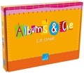 SED - Le cirque - 2 albums, 1 fichier pédagogique, 4 affiches, 3 jeux de manipulation, 1 jeu de 6 foulards de jonglage. 2 CD audio