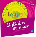 SED - Lexilud - Syllabes et rimes PS-MS.
