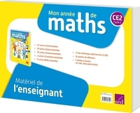 Mathématiques CM1 cycle 3 Mon année de maths - Matériel de lenseignant.pdf