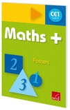 Editions SED - Maths + CE1 Cycle 2 - Posters.