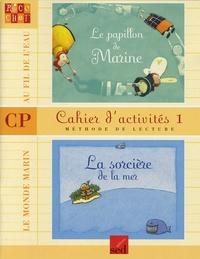 Cécile Ceillier et Marine Dézé - Méthode de lecture CP Pack en 5 volumes - Cahier d'activités 1.