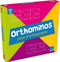 Histoiresdenlire.be Orthominos Orthographe Cycle 3 Image