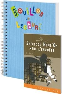 Histoiresdenlire.be Sherlock heml'os mène l'enquète - 12 livres + fichier Image