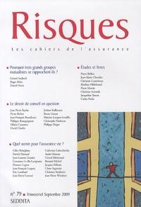 Jean-Hervé Lorenzi - Risques N° 79, Septembre 200 : .