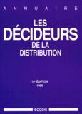 SEDIAC - Annuaire : les décideurs de la distribution.