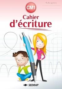 SEDRAP - Cahier d'écriture CM1.