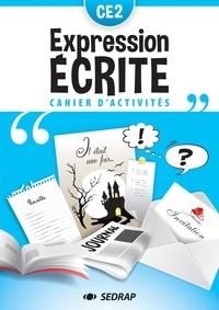 SEDRAP - Cahier d'expression écrite CE2 - Cahier d'activités.