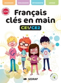 SEDRAP - Francais cles en main ce1/ce2 ed.2020 - lot de 20 manuels + interactif.