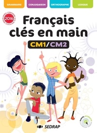 SEDRAP - Francais CM1/CM2 Clés en mains - Lot 20 manuels + interactif.