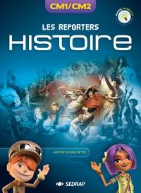 SEDRAP - Les reporters histoire - Version numérique interactive.