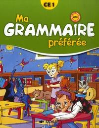 SEDRAP - Ma grammaire préférée - Manuel de grammaire CE1.