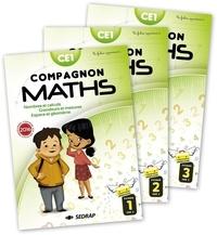 SEDRAP - Maths CE1 - Lot de 20 manuels.