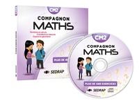 SEDRAP - Maths CM2 - Nombres et calculs - Garndeurs et mesures - Espace et géométrie. 1 Cédérom