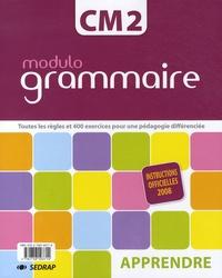 Serge Boëche - Modulo grammaire CM2 - 2 classeurs : Apprendre ; Corriger.