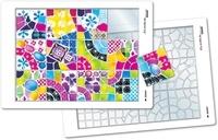 SEDRAP - Puzzle à la manière de Gaudi.