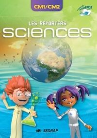 SEDRAP - Sciences CM1/CM2 Les Reporters - Pack en 10 volumes : Manuel + Version numérique.