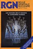 Louis Valibus et  Collectif - Revue générale nucléaire N° 3, mai-juin 1997 : Les avancées dans le domaine du combustible nucléaire.