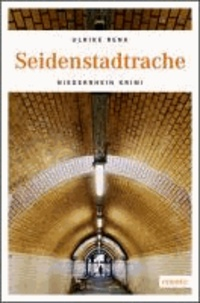 Seidenstadtrache - Niederrhein Krimi.