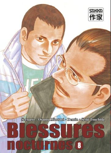 Seiki Tsuchida et Osamu Mizutani - Blessures nocturnes Tome 8 : .