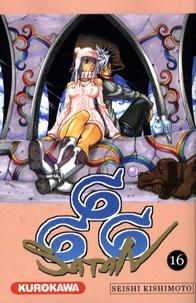 Seishi Kishimoto - Satan 666 Tome 16 : .
