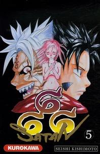 Seishi Kishimoto - Satan 666 Tome 5 : .