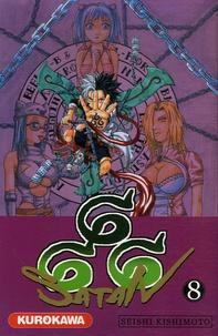 Seishi Kishimoto - Satan 666 Tome 8 : .