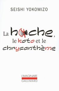Accentsonline.fr La hache, le koto et le chrysanthème Image