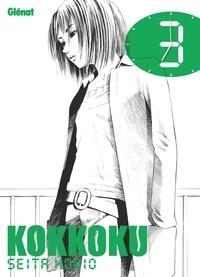 Seita Horio - Kokkoku - Tome 03.