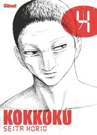 Seita Horio - Kokkoku - Tome 04.