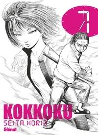 Seita Horio - Kokkoku - Tome 07.