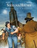 Seiter et Giuseppe Manunta - Sherlock Holmes Tome 2 : Retrouvailles à Strasbourg.