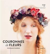 Couronnes de fleurs- Techniques et modèles -  Seize Paris | Showmesound.org