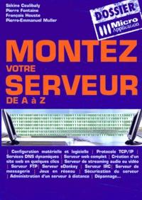 Sékine Coulibaly et Pierre Fontaine - Montez votre serveur de A à Z.