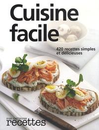 Sélection du Reader's Digest - Cuisine facile - 420 recettes simples et délicieuses.