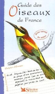 Galabria.be Guide des oiseaux de France Image