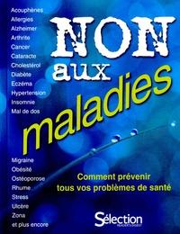 Goodtastepolice.fr Non aux maladies - Comment prévenir tous vos problèmes de santé Image
