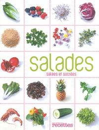 Sélection du Reader's Digest - Salades salées et sucrées.