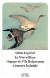 Selma Lagerlöf - Le Merveilleux Voyage de Nils Holgersson à travers la Suède - Texte abrégé.