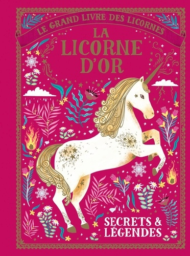 La Licorne D Or Secrets Et Legendes Album