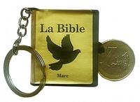Semer Editions - Mini bible porte-clés Evangile de Marc.