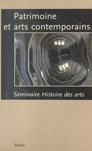 Séminaire histoire des arts, p et Jean-Marie Planes - Patrimoine et arts contemporains.