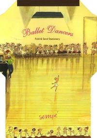 Sempé - Ballet Dancers - Writing Pad.