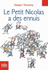 Sempé et René Goscinny - Le Petit Nicolas a des ennuis.