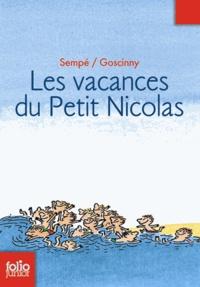 Sempé - Les vacances du Petit Nicolas.